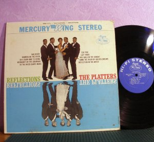 Platters - Reflections [vinyl] The Platters