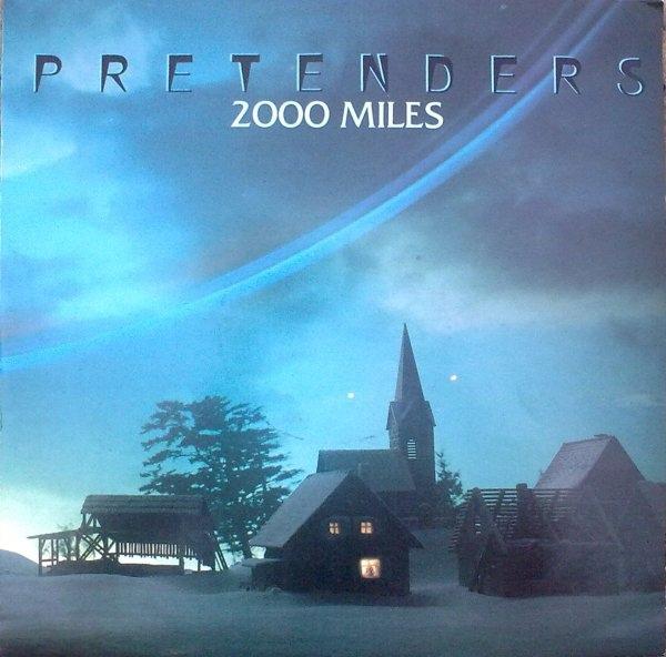 Pretenders Vinyl Record Albums