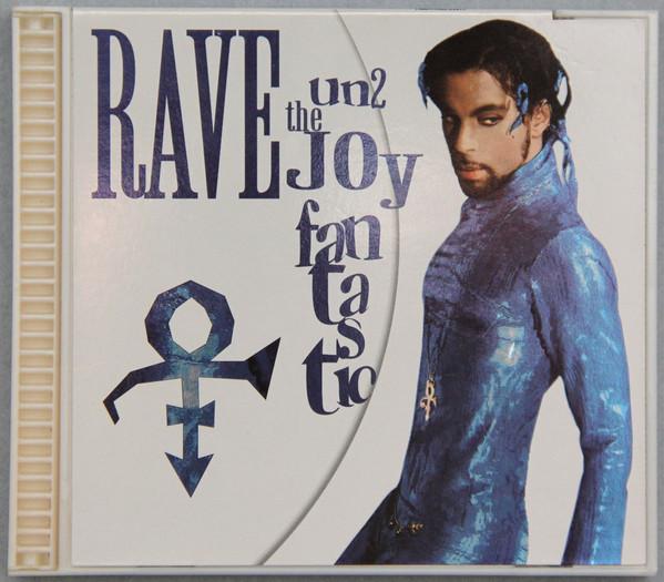 Rave Un2 The Joy Fantastic Audio CD