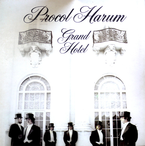Procol Harum Grand+Hotel LP