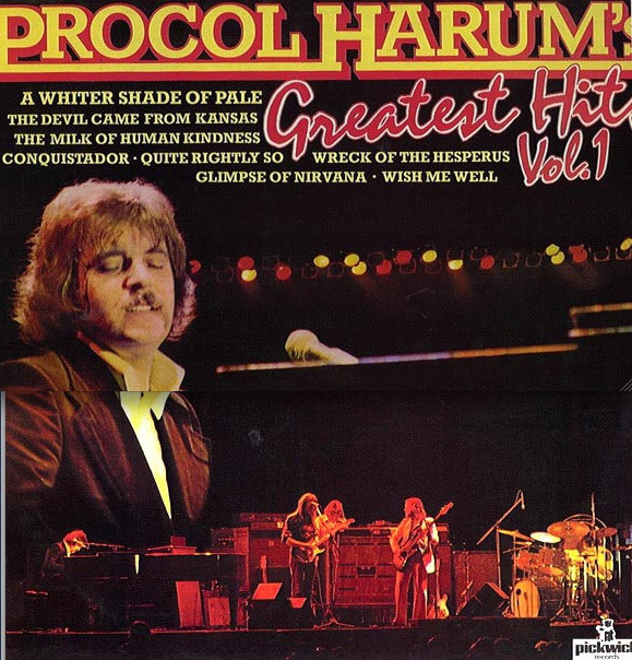 Procol Harum's Greatest Hits Vol.1