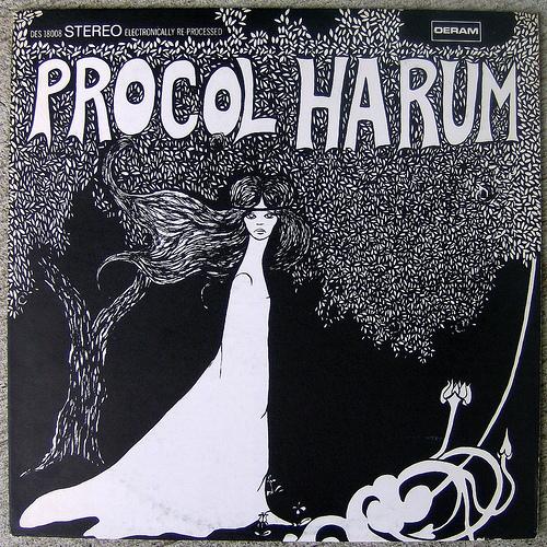 Procol Harum - Procol Harum [lp] Procol Harum