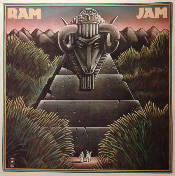Ram Jam - Ram Jam LP