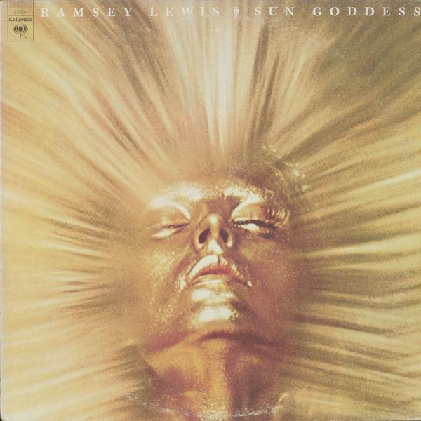 Sun Goddess Vinyl