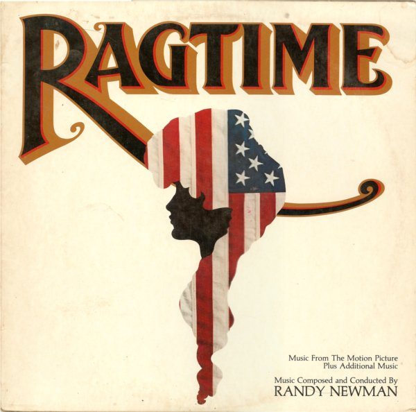 Randy Newman - Ragtime Record