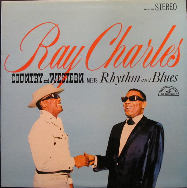 Ray Charles - Country And Western Meets Rhythm And Blues [vinyl] Ray Charles