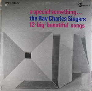 The Ray Charles Singers - Let's Relax With The Ray Charles Singers