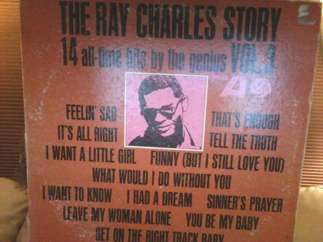 The Ray Charles Story Volume Three