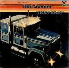 Red Sovine Vinyl Record Albums