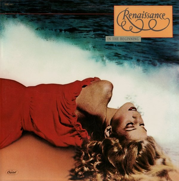 Renaissance - In The Beginning... Prologue/ashes Are Burning [vinyl]