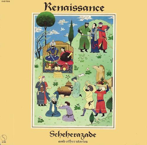 Scheherazade And Other Stories LP Renaissance