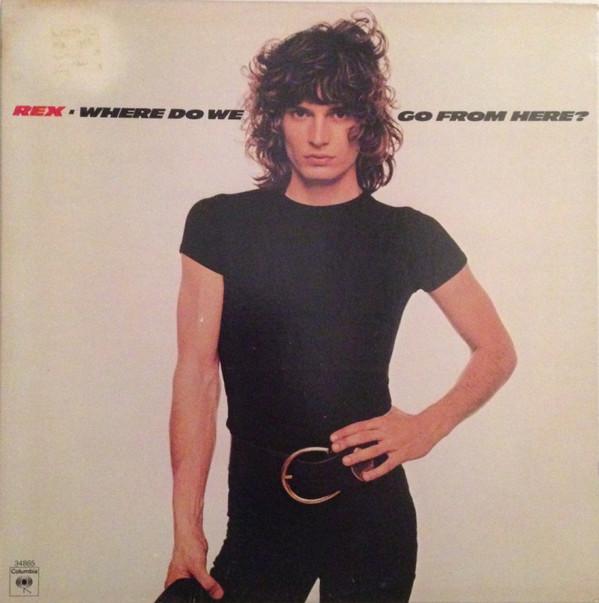 Rex Smith Vinyl Record Albums