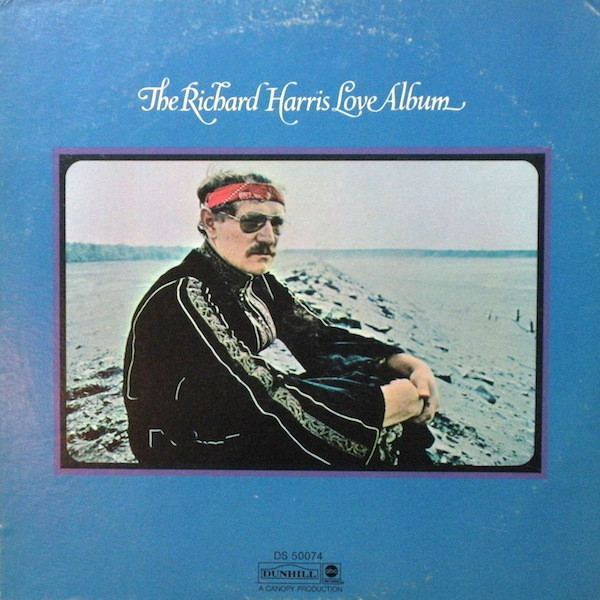 The Richard Harris Love Album Record Richard Harris