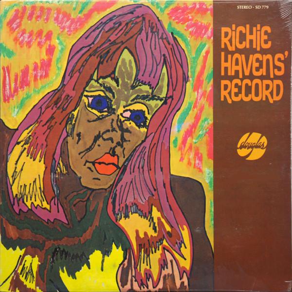 Richie Havens Vinyl Record Albums