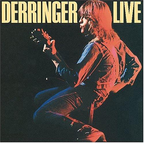Rick Derringer Vinyl Record Albums