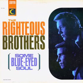 The Righteous Brothers Some+Blue-Eyed+Soul LP
