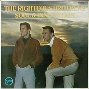 Righteous Brothers Soul And Inspiration Records Lps