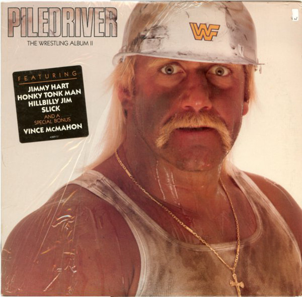 The Wrestling Album II: Piledriver