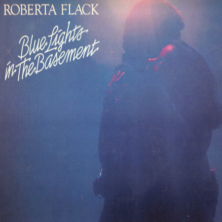 Roberta Flack Blue+Lights+In+The+Basement LP