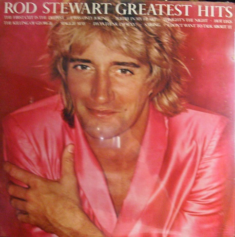 Rod Stewart - Rod Stewart Greatest Hits