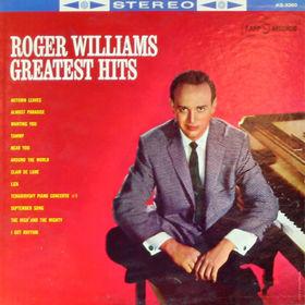 Roger Williams Vinyl Record Albums