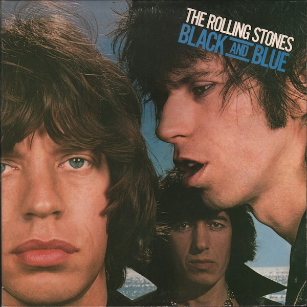 Rolling Stones - Black And Blue EP