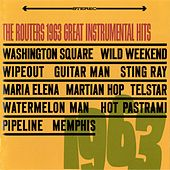 THE ROUTERS - 1963's Great Instrumental Hits [Vinyl] The Routers - LP