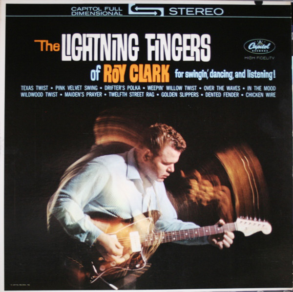 The Lightning Fingers