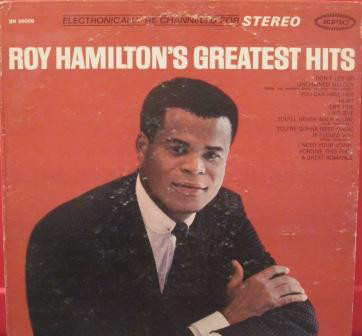 Roy Hamilton Greatest Hits