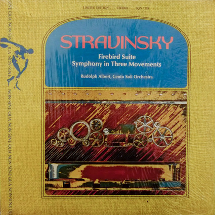 Stravinsky: Firebird Suite / Symphony In Three Movements