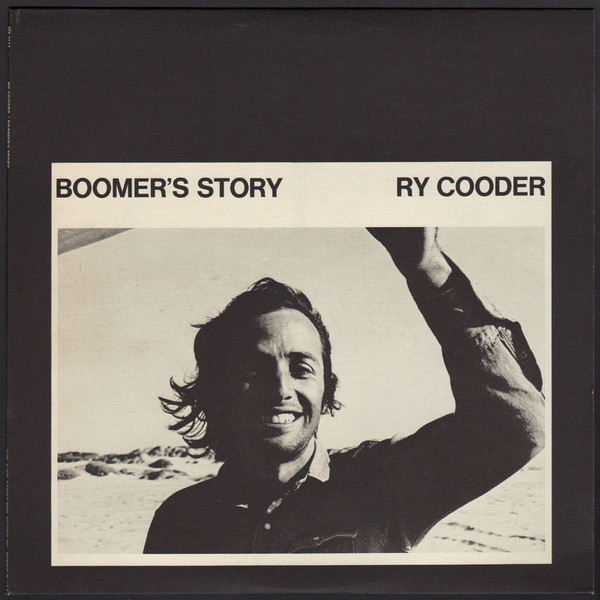 Ry Cooder Vinyl Record Albums