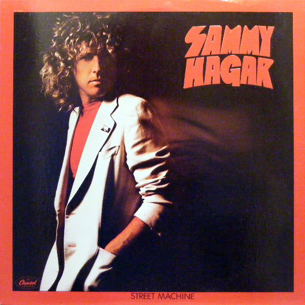 Sammy Hagar - Street Machine Vinyl