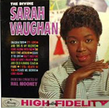 Sarah Vaughan The+Divine+Sarah+Vaughan LP