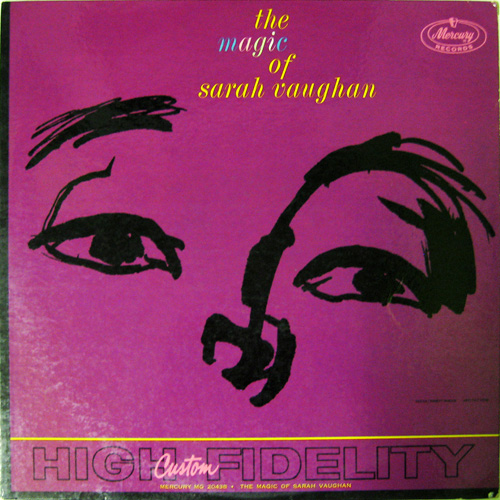 Sarah Vaughan The+Magic+Of+Sarah+Vaughan LP