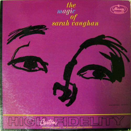 The Magic of Sarah Vaughan LP