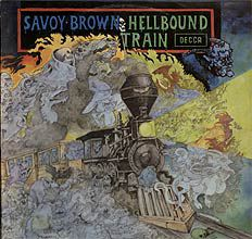 Savoy Brown Vinyl Record Albums