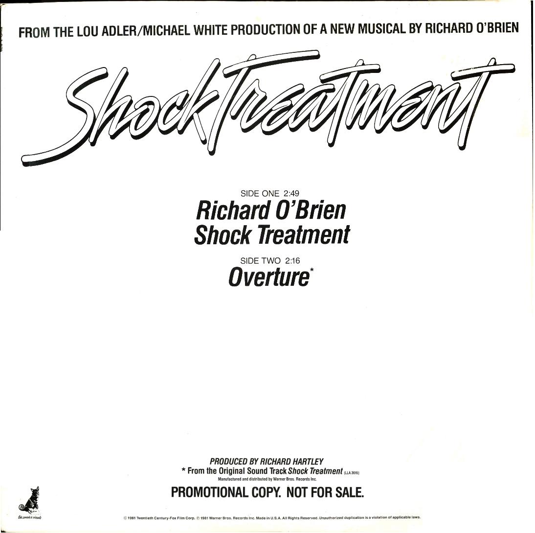Shock Treatment Overture