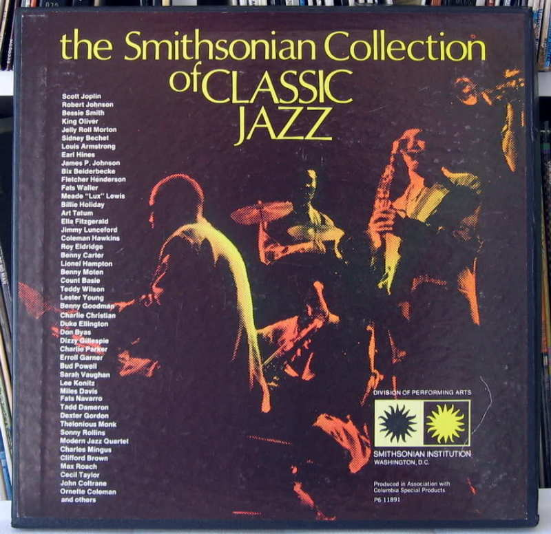 The Smithsonian Collection of Classic Jazz