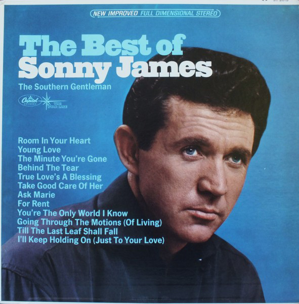 Sonny James - The Best Of Sonny James