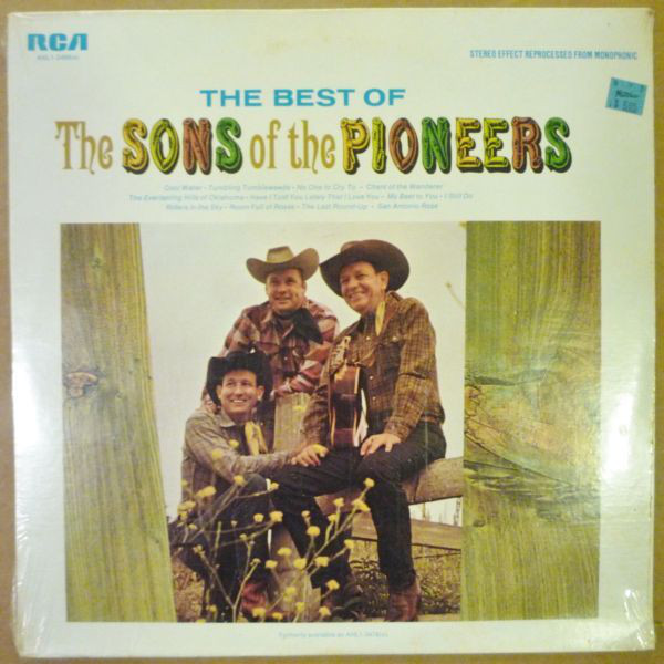 The Best of the Sons of the Pioneers Record