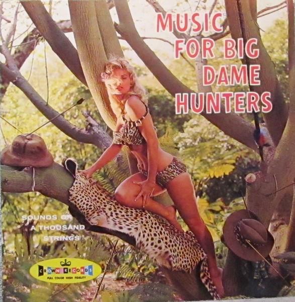 Music For Big Dame Hunters Vinyl