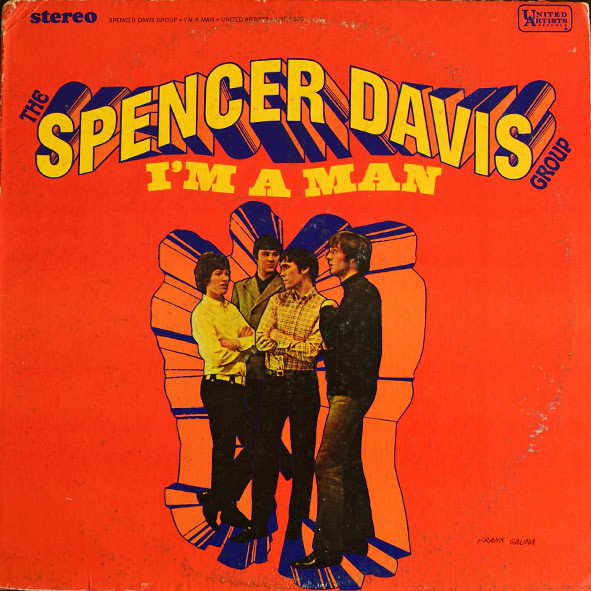 Spencer Davis Group - I'm A Man CD