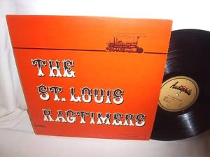 The St. Louis Ragtimers Volume 4