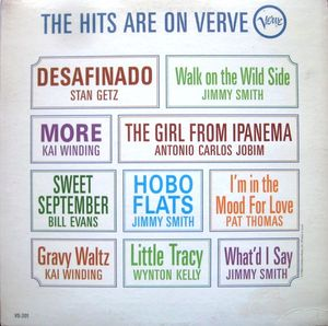 The Hits Are On Verve