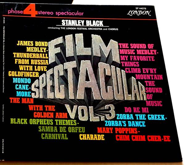 Stanley Black Amp His Orchestra Vinyl Record Albums
