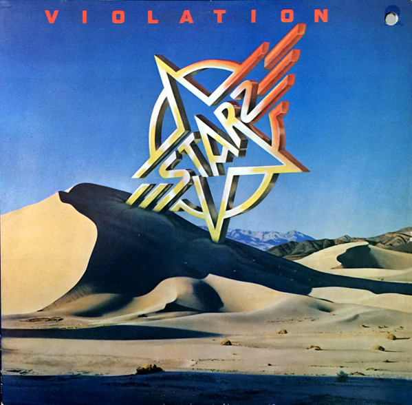 Starz - Violation CD