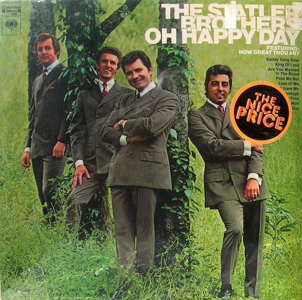 Statler Brothers - Oh Happy Day [vinyl] The Statler Brothers