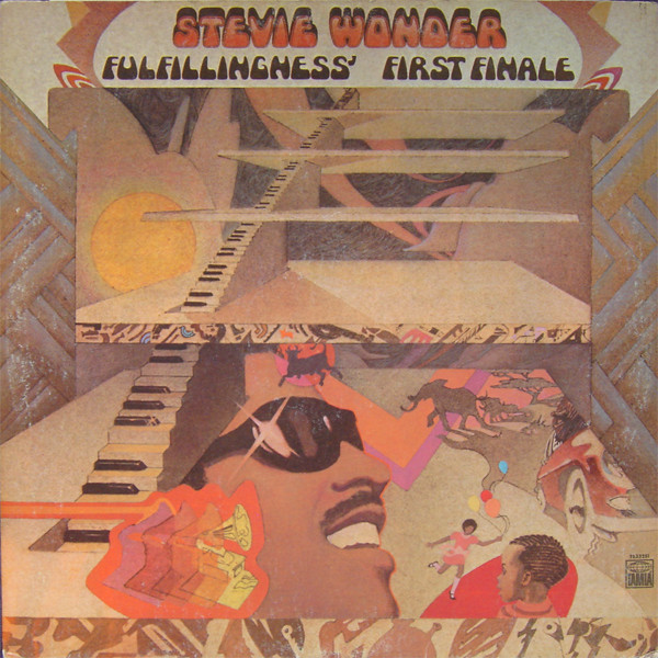 Stevie Wonder - Fulfillingness' First Finale Vinyl