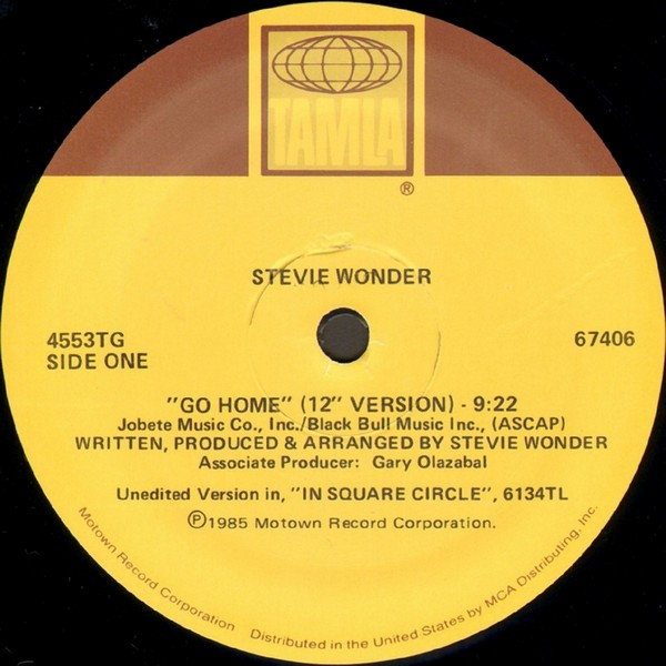 Stevie Wonder Vinyl Record Albums