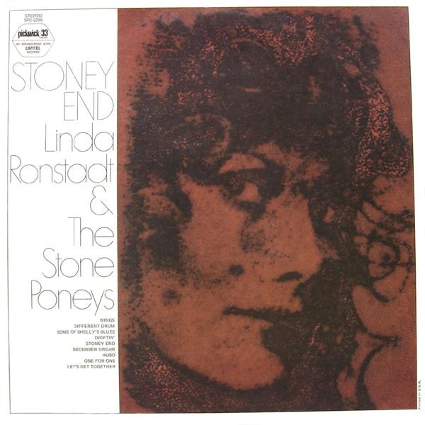 Linda Ronstadt - Stoney End [lp] Linda Ronstadt